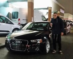 Congratulations to Julian with his purchase of a 2012 Audi A4 @autopdirect! . #autopdirect #autoplanetdirect #usedcars #happy #performanceautogroup #Brampton #audi #a4  #ontario #fall2016 #autoplanet