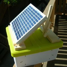 How to Get Cheap Solar Power - 14 solar power themed projects on Instructables.com.
