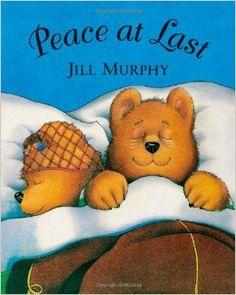 Peace At Last: Amazon.co.uk: Jill Murphy: Books