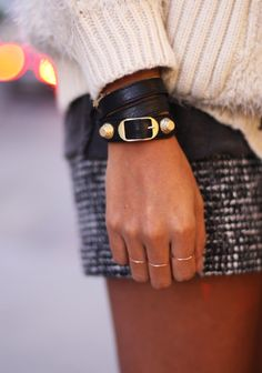 Accessorising doesn't have to be complicated... Keep it simple x  #style #accessories #fashion