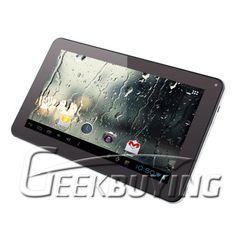 LY-F9 9 inch capacitive touch screen Android 4.0 ICS A13 1GHz 512MB/8GB Tablet PC  $104.99