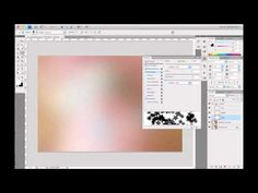 Bokeh Photoshop Action and Brushes - YouTube