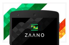 Zaano EPS vector logo design by FineOrigins on @creativemarket