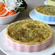 Tested, Tasted and Approved: Smoked Salmon Quiche