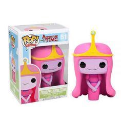 Cabezón Princesa Bubblebum, 10cm. Hora de Aventura Funko POP TV Cabezón de 10cm perteneciente a la serie de Tv Hora de Aventura con el personaje Princesa Bubblebum.