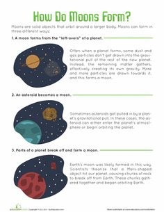 Earth and space science worksheets help kids learn about their world and beyond. Discover new things with Earth and space science worksheets. Earth Science Experiments, Earth Science Projects, Earth Science Activities, Earth Science Lessons, Earth And Space Science, Science Worksheets, Earth From Space, Science Fair, Science Notes