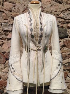 such a beauty! the Marie  Antoinette jacket this website has amazing designs. This was like finding the golden egg at Easter. orterstrom.com