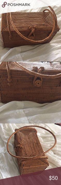 TKC Nantucket purse. New without tags 8 1 /4 x 4  1/2 x4 TLC Bags Mini Bags