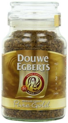 Douwe Egberts Pure Gold Instant Coffee, Medium Roast, (Packaging May Vary) – Home & Living – Home Improvement Ideas and Inspiration Coffee Barista, Coffee Creamer, Coffee Drinks, Coffee Latte, Coffee Meme, Coffee Scrub, Starbucks Coffee, Iced Coffee, Coffee Shop
