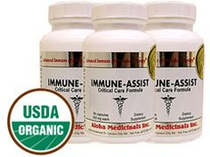 For centuries, Traditional Chinese Medicine used mushrooms to strengthen and regulate body functions, so it performs at optimum levels. Immune Assist contains a concentrated dose of pure immune- active heteropolysaccharides (het-er-o-poly-sak-car-ides) – derived from world's six most potent medicinal mushroom species.