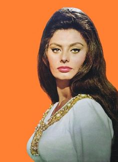 Sophia Loren. El Cid.