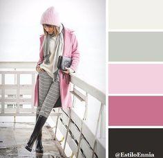 Combinación de colores... Chicas, guardamos para no perder