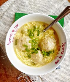 Egg Drop Matzo Ball Soup- the Ultimate Comfort Food! by What Jew Wanna Eat 12 Kosher Recipes, Gourmet Recipes, Soup Recipes, Cooking Recipes, Kosher Meals, What's Cooking, Passover Recipes, Jewish Recipes, Matzo Meal