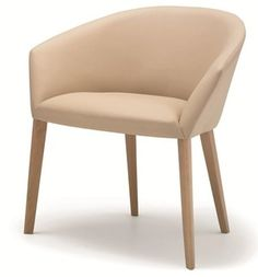 UFFE TRIA ARMCHAIR  Click on this link to enquire about the product: http://www.melissajarrettprocurement.com/contact/. bedroom, dining, tub chair, contemporary cafe, UK restaurant cafe bar pub hotel bnb office furniture