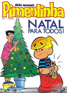 Leandro M.D.: Feliz Natal Quadrinesco