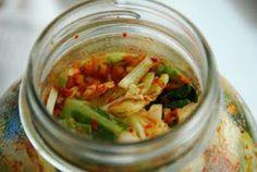 tigress in a pickle: kimchi
