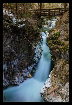 Waterfall, Trentino-Alto Adige/Südtirol Italy