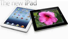 NEW Apple iPad Giveaway Partner Contest . . .
