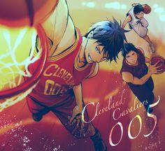 Aomine - Kuroko no Basuke #Basket #KnB #Aomine