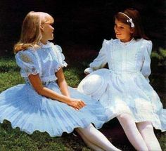 As I Dressed with my lovely sister, when I was a teen Tgirl,
