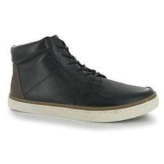 57c32618 Mens Lee Cooper Dala Boots Shoes Black (UK 9 / US 10) --