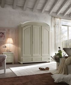 Dulap din lemn masiv colectia Tendenze Wardrobe made of massive wood Armoire, Wood, 3, Furniture, Home Decor, Clothes Stand, Decoration Home, Closet, Woodwind Instrument