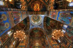 Church on the Spilled Blood, St. Petersburg