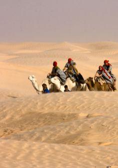 In Sahara, Tunisia Africa Photo Aili Alaiso Finland