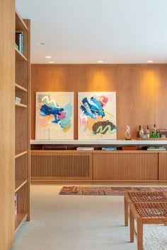 Best Ideas Home Sala Madeira Home Interior Design, Interior Architecture, Interior Decorating, Estilo Interior, House Ideas, Minimalist Decor, Cheap Home Decor, Home Remodeling, Bedroom Decor