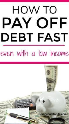 Learn these simple steps to pay off debt fast even with a low income. You can get out of debt quick with these tips on how to eliminate debt and reach financial freedom. How to get out of debt   Paying off bills   Budgeting   Financial Freedom   Save Money   Personal Finance   Getting Out of Debt  Money Challenge   #Moneytip #debtfree #Money #Savemoney