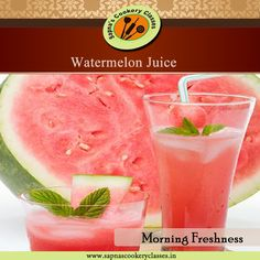 Watermelon Juice !!