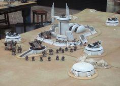 Tau Outpost Base
