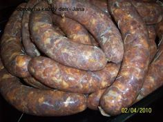 Sausage, Food And Drink, Meat, Sausages, Chinese Sausage