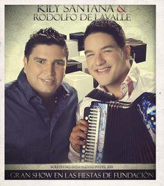 Kily Santana y Rodolfo de Lavalle – Gran show en Fundación – http://vallenateando.net/2012/08/12/kily-santana-y-rodolfo-de-lavalle-gran-show-en-fundacion-noticias-vallenato/ -  #Noticias #Vallenato !