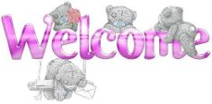 tatty teddy glitter graphics   Herzlich Willkommen!