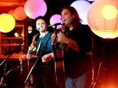 Alan Doyle joins Hawksley Workman onstage for a few songs during the second of Hawksley's four straight sold-out shows at The Ship Pub in St. Great Big Sea, St John's, Canada, Ship, Songs, Rock, Concert, Music, Pretty