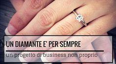 Un diamante è per sempre, un progetto di business non proprio