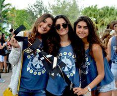 Sigma Delta Tau at University of Miami #SigmaDeltaTau #SigDelt #BidDay #sorority #Miami