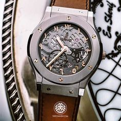 Hublot Hublot Watches, Watches For Men, Mens Fashion, Accessories, Man Fashion, Moda Masculina, Men's Watches, Fashion For Men, Men's Fashion