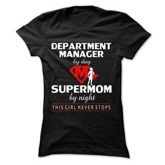 Awesome Department Manager T-Shirts, Hoodies. GET IT ==► https://www.sunfrog.com/Funny/Awesome-Department-Manager-Ladies.html?id=41382