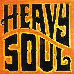 Heavy Soul アルバムカバー