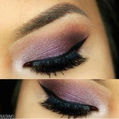 Super simple smokey eyes! (via Bloglovin.com )