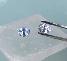 Ceylon Blue Sapphire Large Oval For Fine by PristineGemstones, $1050.00