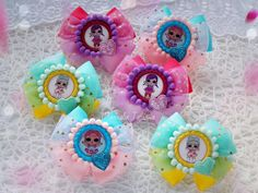 Ribbon Hair Bows, Diy Ribbon, Little Girl Hairstyles, Diy Hairstyles, Diy And Crafts, Arts And Crafts, Boutique Bows, Vinyl Projects, Baby Shop