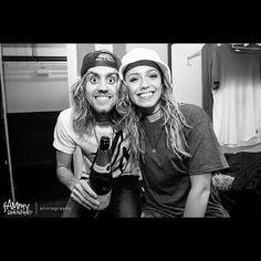 Cam Adler, Jenna McDougall