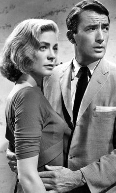 Designing Woman, 1959,Lauren Bacall and Gregory Peck