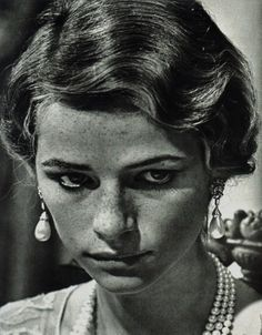 Charlotte Rampling in The Damned (Visconti, 1969)