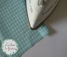 come cucire l'angolo facile Diy Dress, Tea Towels, Applique, Patches, Sewing, Crafts, Runner, Nostalgia, Pattern Sewing