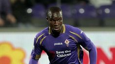 Babacar from Fiorentina