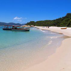 Blog Apaixonados por Viagens - Florianópolis - Floripa - Ilha do Campeche - Dicas - Roteiros - Guia